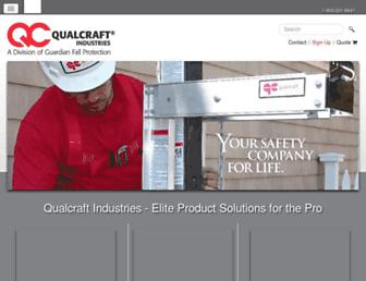 qualcraft.com screenshot