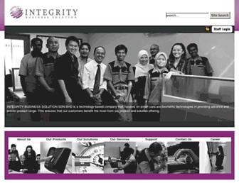 integrity.com.my screenshot