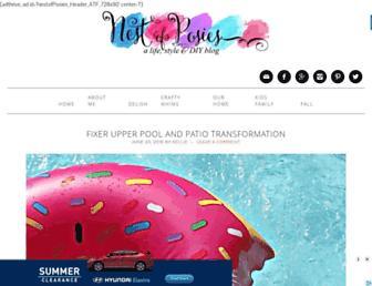 Thumbshot of Nestofposies-blog.com