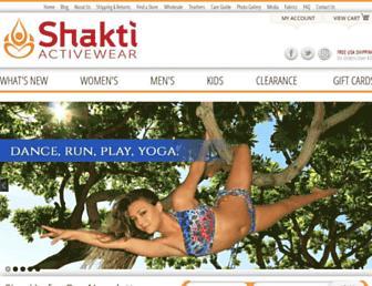 shaktiaw.com screenshot