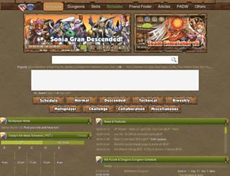 Thumbshot of Puzzledragonx.com
