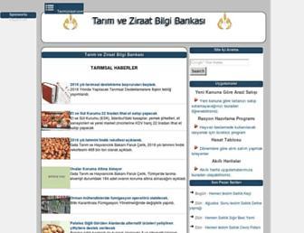 Thumbshot of Tarimziraat.com