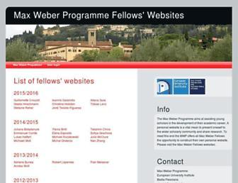 mwpweb.eu screenshot