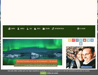 viajes.chavetas.es screenshot