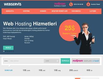 Thumbshot of Webservis.com.tr