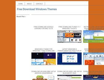 download-themes-windows.blogspot.com screenshot