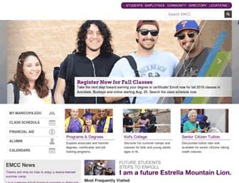 Thumbshot of Estrellamountain.edu
