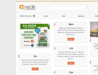 Thumbshot of Nedir.com