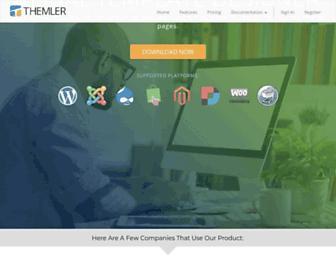 themler.io screenshot