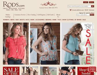 Thumbshot of Rods.com