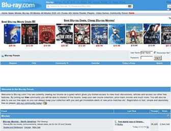 forum.blu-ray.com screenshot