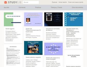 studylib.es screenshot