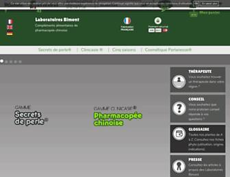 laboratoiresbimont.fr screenshot
