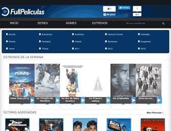 fullpeliculasfull.blogspot.com screenshot