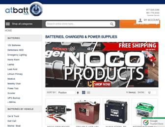 Thumbshot of Atbatt.com