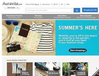auravita.com screenshot