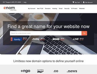 Thumbshot of Enomcentral.com