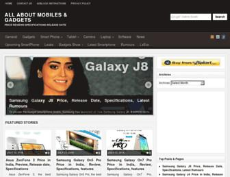 Thumbshot of Mobilesreview.co.in