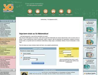somatematica.com.br screenshot