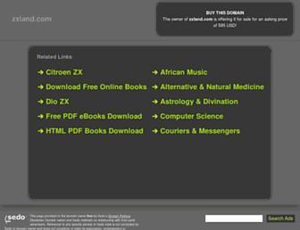 zxland.com screenshot