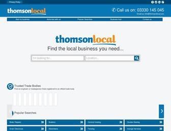 Thumbshot of Thomsonlocal.com