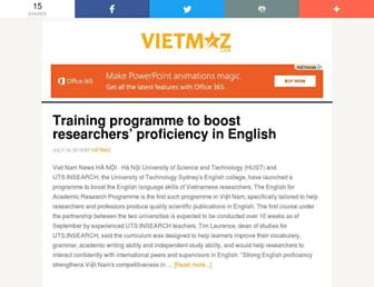 vietmaz.com screenshot