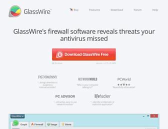 glasswire.com screenshot