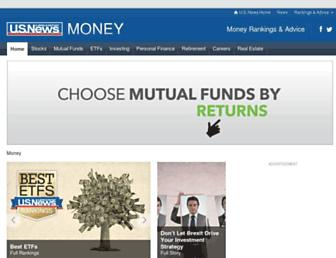 money.usnews.com screenshot