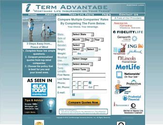 termadvantage.com screenshot