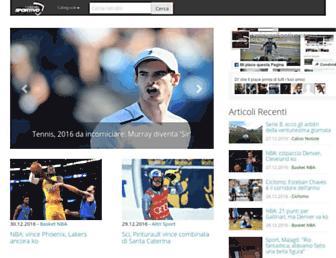 Thumbshot of Notiziariosportivo.it
