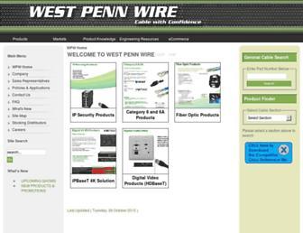 westpenn-wpw.com screenshot