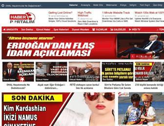 haberportalim.net screenshot