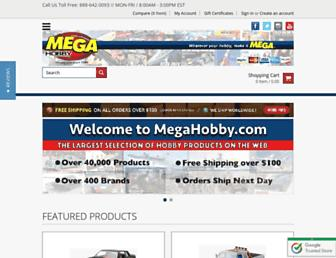 Thumbshot of Megahobby.com