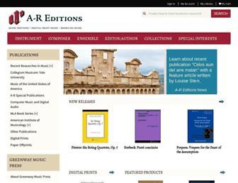 areditions.com screenshot