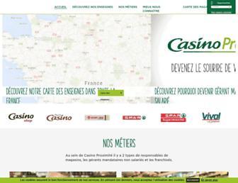Thumbshot of Casino-proximite.fr