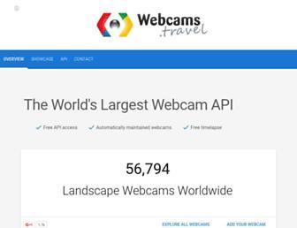 Thumbshot of Webcams.travel