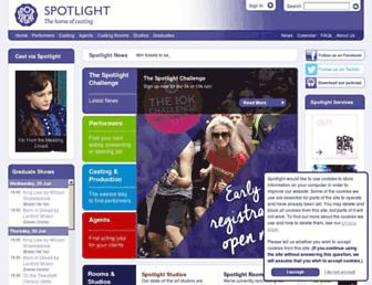 Thumbshot of Spotlight.com