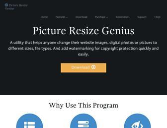Thumbshot of Pictureresize.org
