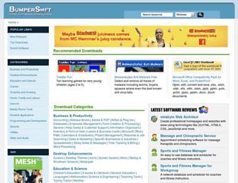 bumpersoft.com screenshot