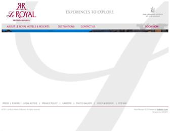 leroyal.com screenshot