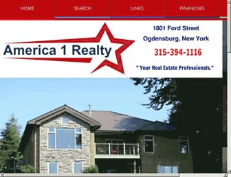 america1realty.com screenshot