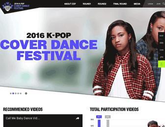 Thumbshot of Coverdance.org
