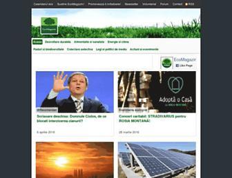 ecomagazin.ro screenshot