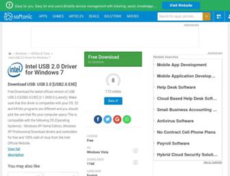 intel-usb-2-0-driver-for-windows-7.en.softonic.com screenshot