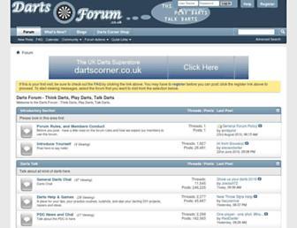Thumbshot of Thedartsforum.co.uk