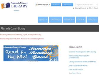 Thumbshot of Aclibrary.org