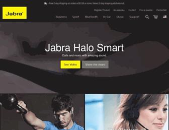 Thumbshot of Jabra.com