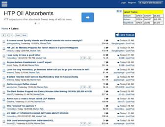 sgtalk.org screenshot