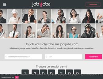 jobijoba.com screenshot