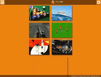 friv999.com screenshot